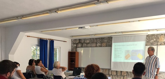 IV. Disiplinlerarası Uygulamalı Veri Madenciliği Çalıştayı Başarıyla Gerçekleştirildi