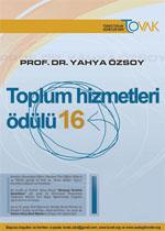 2016 Prof. Dr. Yahya Özsoy Ödülü