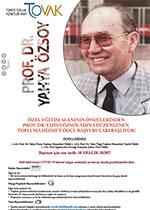 2020 Prof. Dr. Yahya Özsoy Ödülü